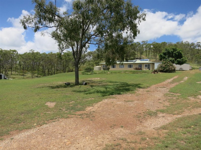 535 Fire Creek Road, Raglan, Qld 4697