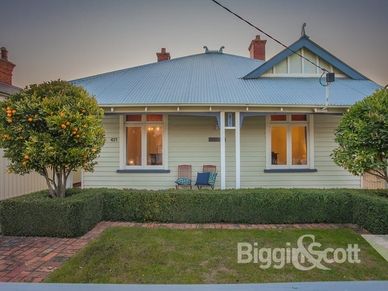 421 Lydiard Street North, Soldiers Hill, Vic 3350
