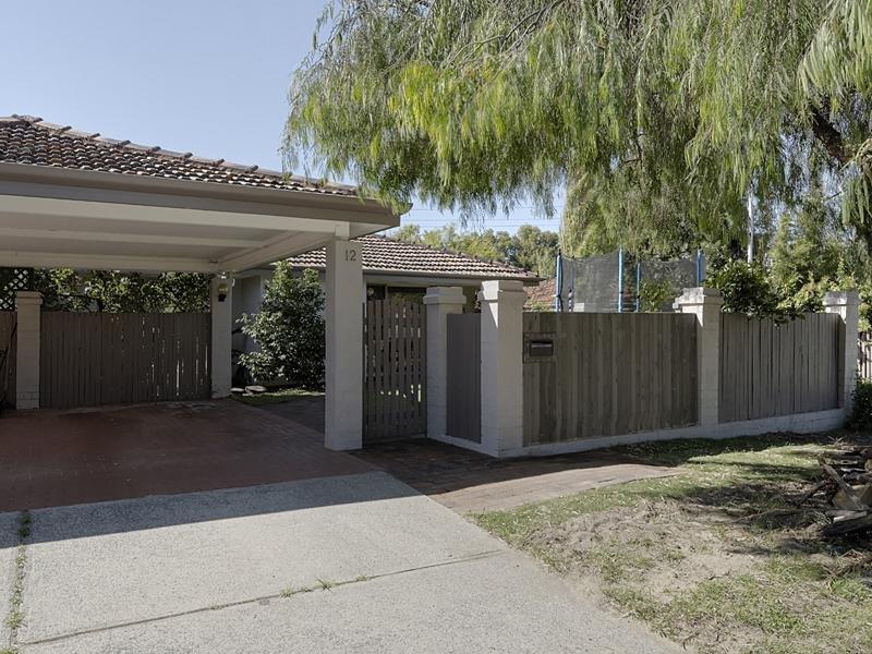 12 Robinson  Terrace, Daglish, WA 6008