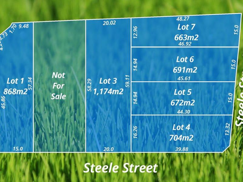Lots 1-7 Steele Street, Chewton, Vic 3451