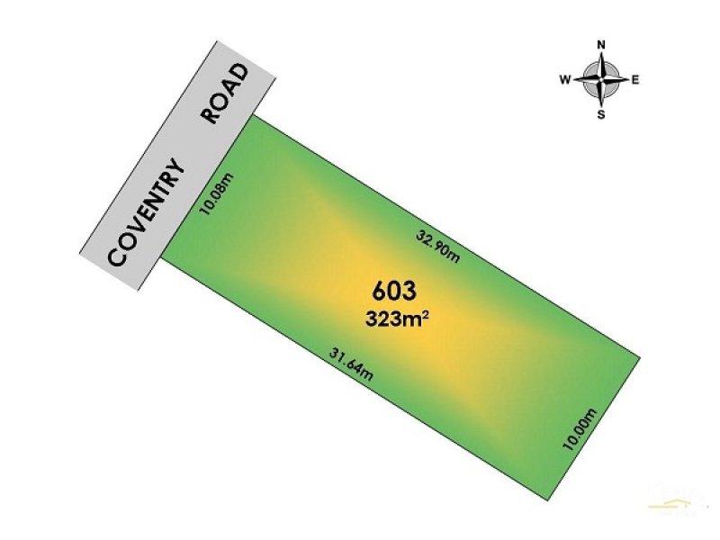 Lot 603 Coventry Road, Davoren Park, SA 5113