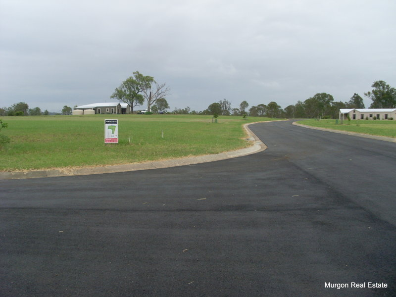 Lot 1, ForkHill Estate, Moffatdale, Qld 4605