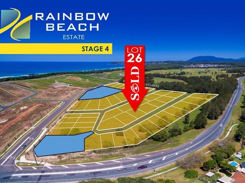Lot 26 Rainbow Beach Estate, Lake Cathie, NSW 2445
