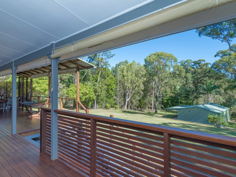 860 Sunrise Road, Tinbeerwah, Qld 4563