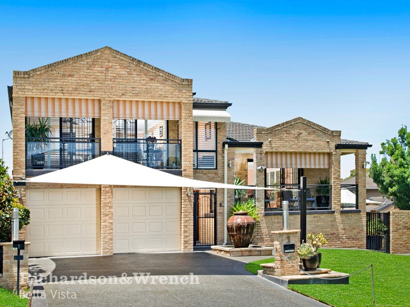 1 Drysdale Circuit, Beaumont Hills, NSW 2155