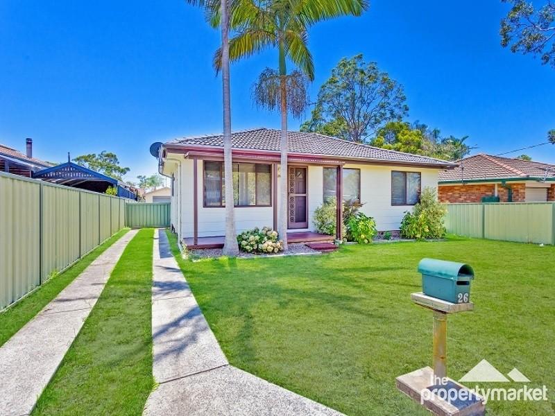 26 Warrina Avenue, Summerland Point, NSW 2259