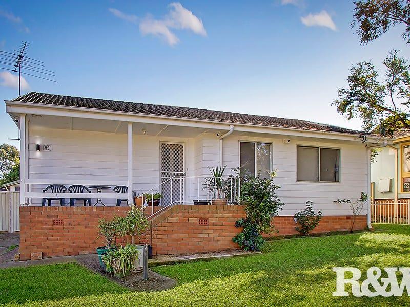 64 Boldrewood Road, Blackett, NSW 2770