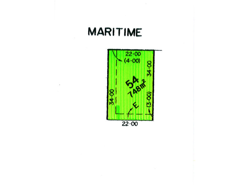 Lot 54, 18 Maritime Avenue, Sellicks Beach, SA 5174