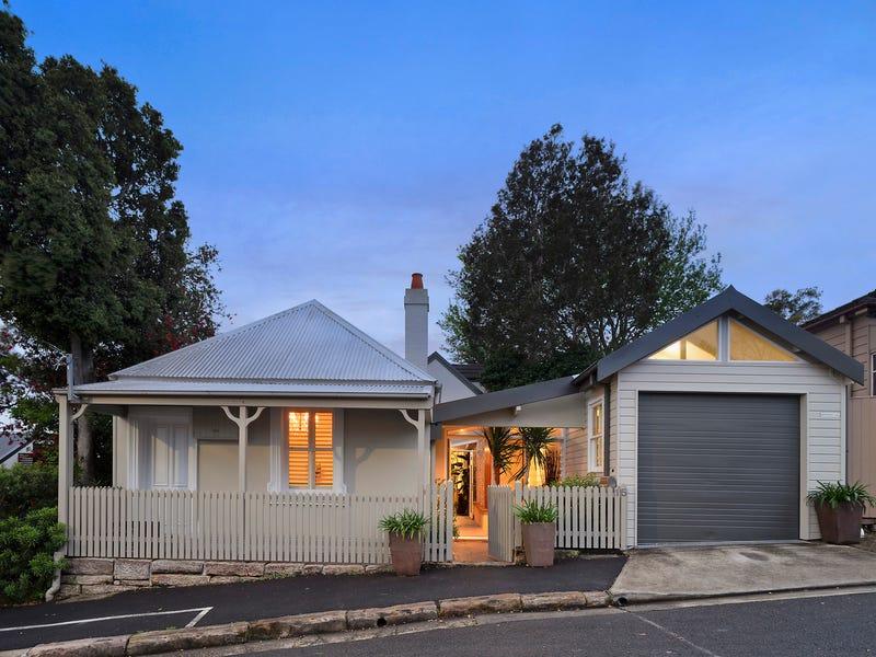 15 Hampton Street, Balmain, NSW 2041