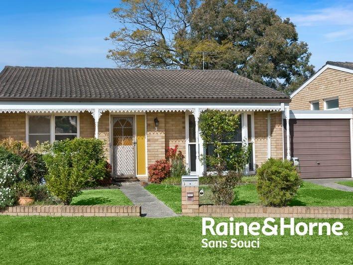 3/7-9 Fontainebleau Street, Sans Souci, NSW 2219