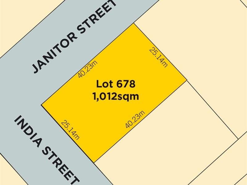 Lot 678, Corner India Street & Janitor Street, Broomehill Village, WA 6318