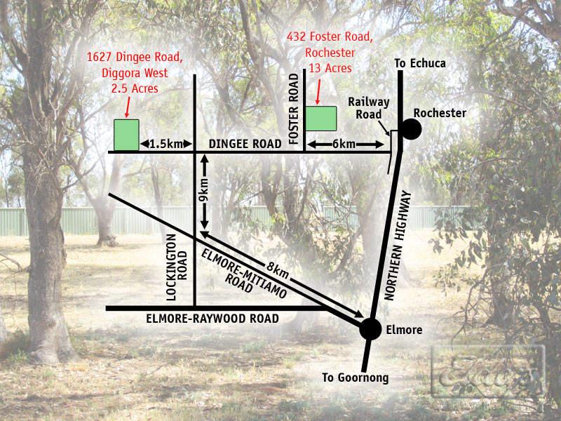 1627 Dingee Road, Diggora West, Vic 3561