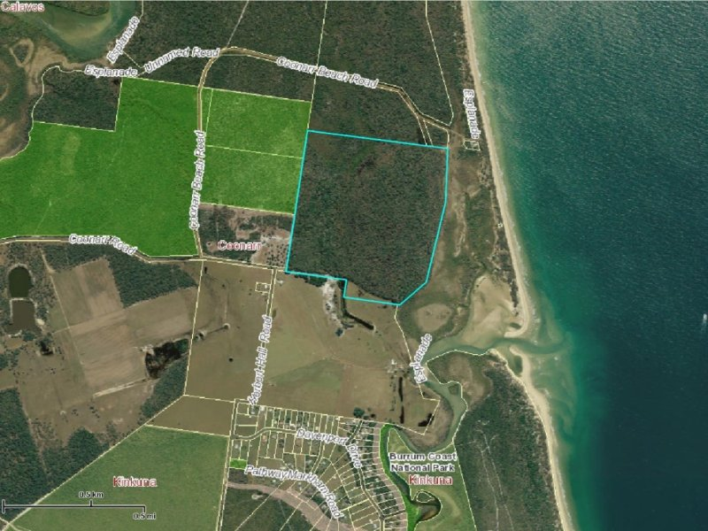 LOT 1 Herbert Hall Road, Coonarr, Qld 4670