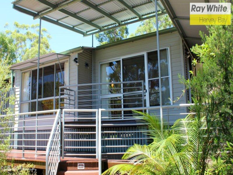 631 Satinay Villa, Fraser Island, Qld 4581