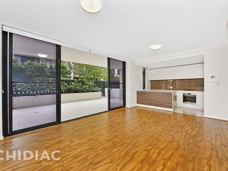 121/26 Baywater Drive, Wentworth Point, NSW 2127