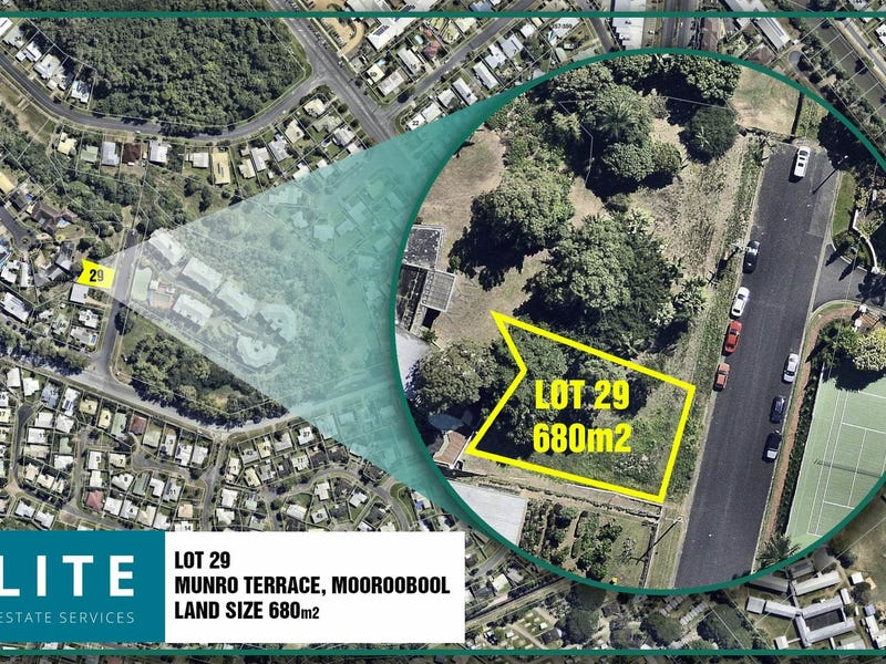 Lot 29 Munro Terrace, Mooroobool