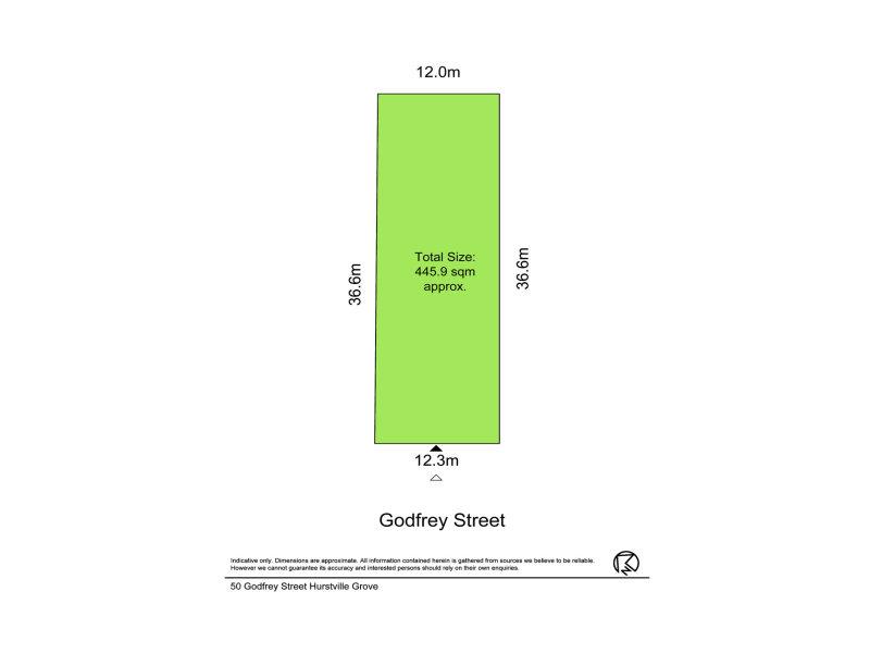 50 Godfrey Street, Hurstville Grove, NSW 2220