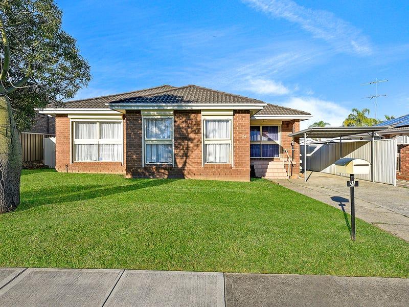 24 Mimosa Road, Bossley Park, NSW 2176
