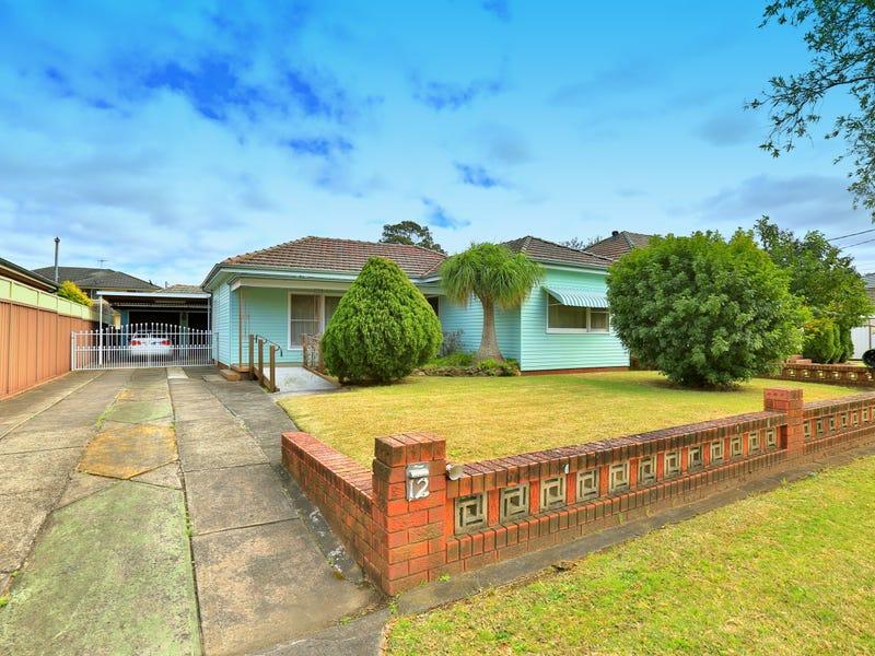 12 Albury Street, Yagoona, NSW 2199