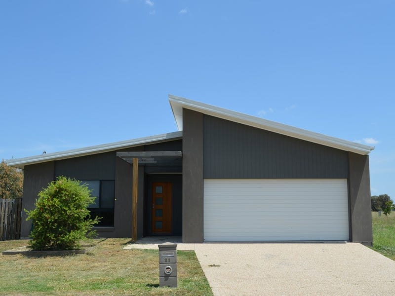 21 Kendrick Circuit, Blackwater, Qld 4717