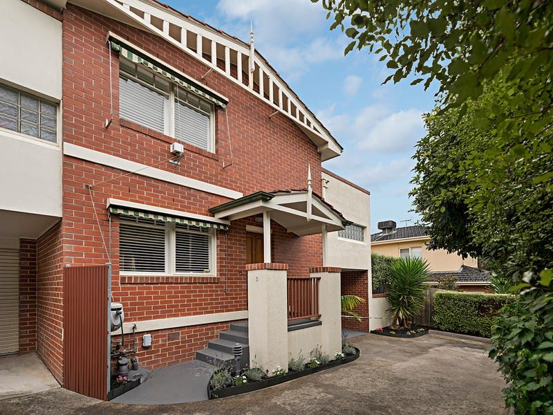 3/99 Earl Street, Kew, Vic 3101