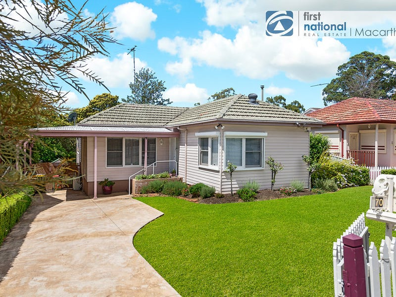 70 Bradbury Ave, Campbelltown, NSW 2560