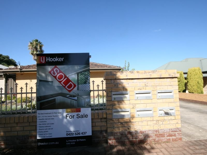 4/147 First Avenue (adjacent St Peters), Royston Park, SA 5070