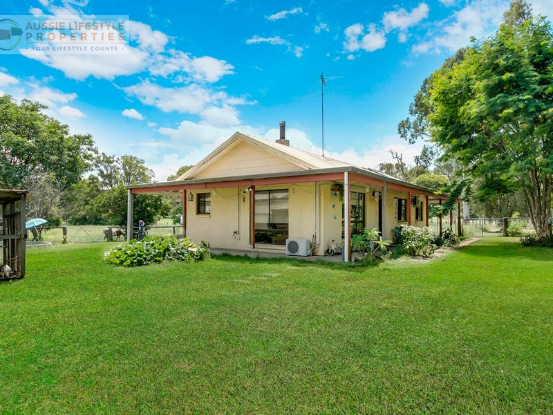 173 Mundoolun connection road, Boyland, Qld 4275