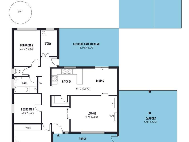 48 Finniss Street, Marion, SA 5043 - floorplan