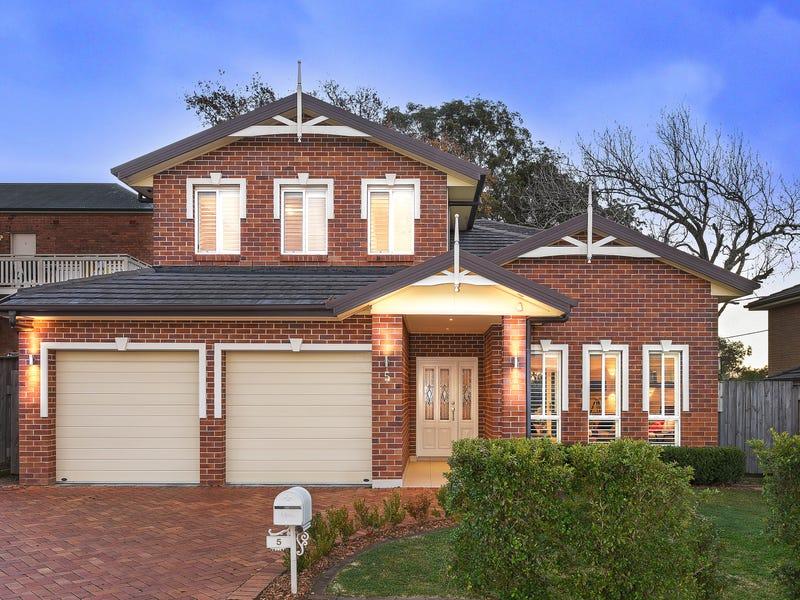 5 Glenowen Way, Castle Hill, NSW 2154
