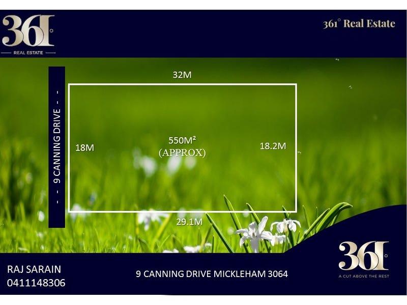 9 Canning Drive, Mickleham, Vic 3064