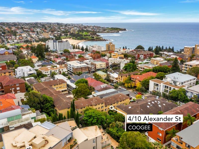 4/10 Alexander Street, Coogee, NSW 2034