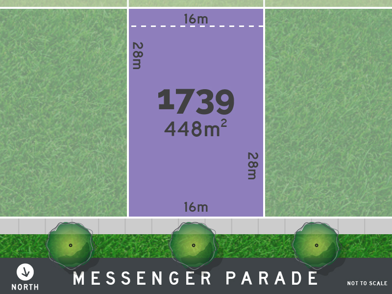 Lot 1739, Messenger Parade, Lucas, Vic 3350
