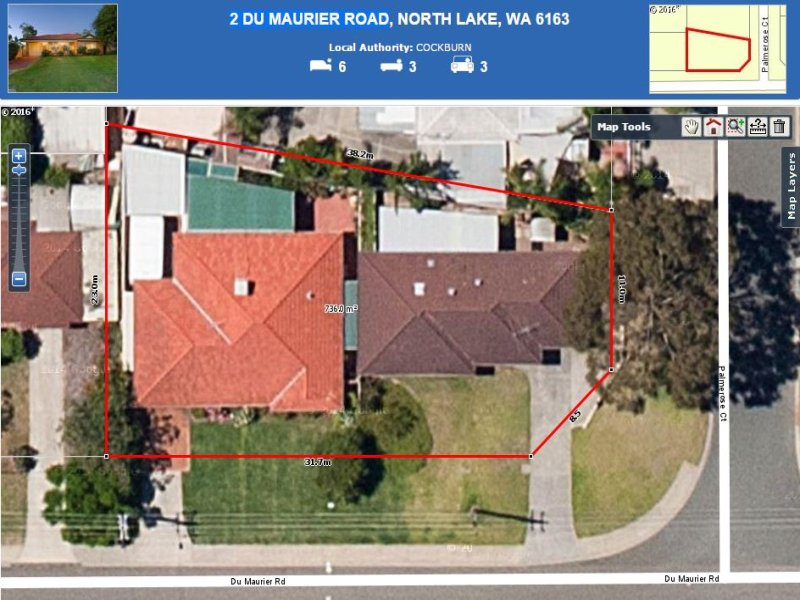 2 Du Maurier, North Lake, WA 6163