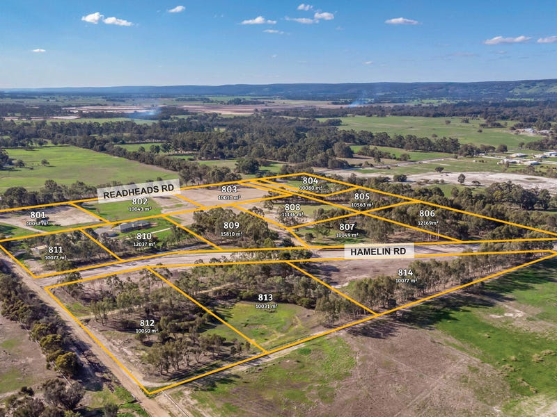 Readheads Road, North Dandalup, WA 6207