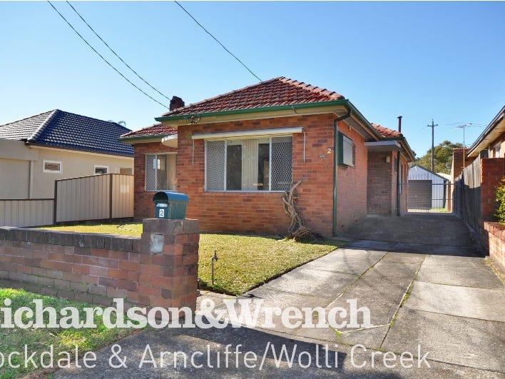 2 Kooreela Street, Kingsgrove, NSW 2208