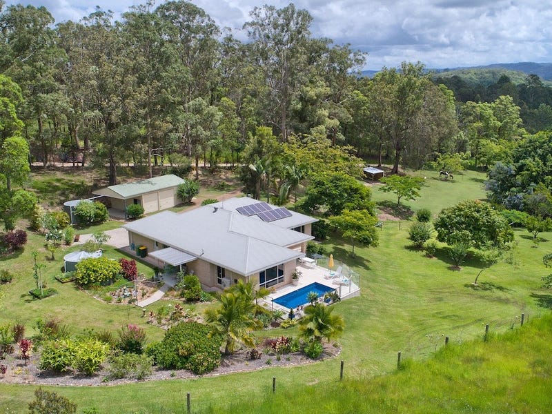 33 VERRIERDALE FOREST RD, Eumundi, Qld 4562