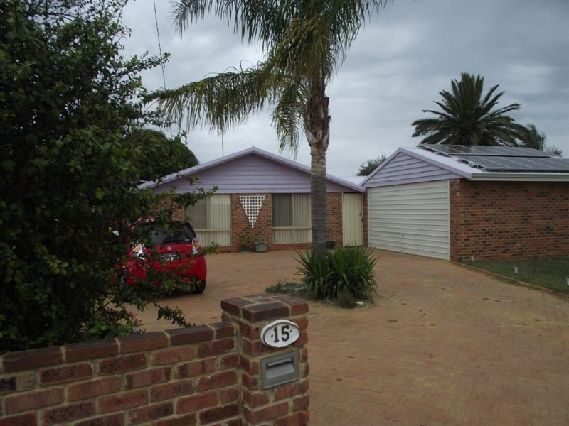 15 Thurkle Square, Dongara, WA 6525