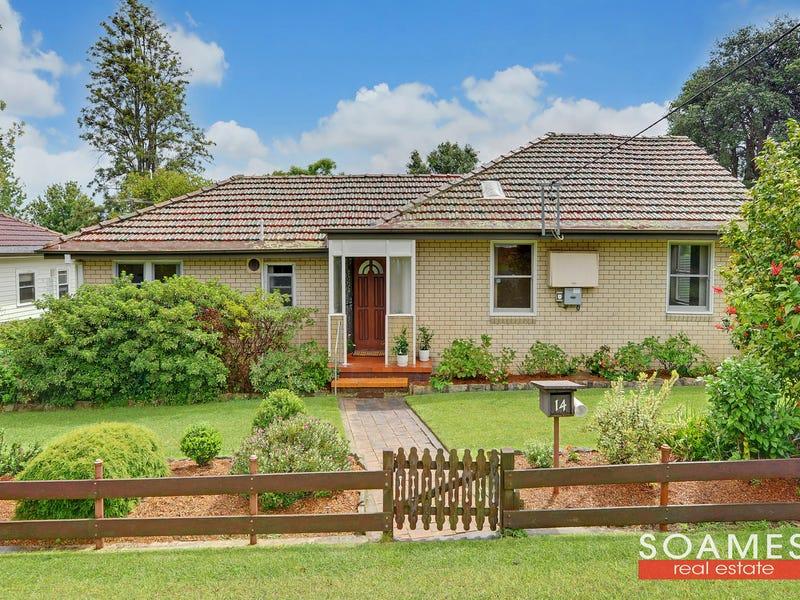 14 Willarong Road, Mount Colah, NSW 2079
