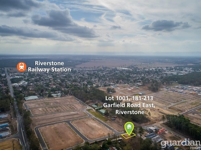Lot 1001,  Garfield Road East, Riverstone, NSW 2765