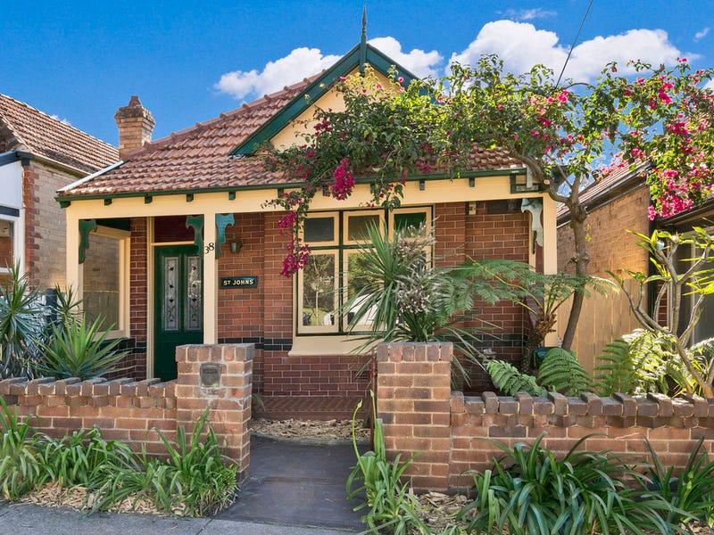 38 Darvall Street, Naremburn, NSW 2065
