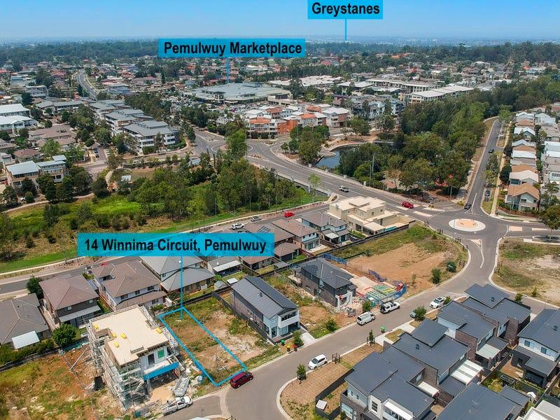 14 Winnima Circuit, Pemulwuy, NSW 2145