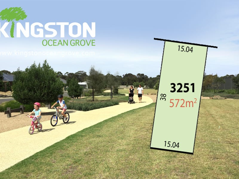 Lot 3251 Shelburn Way, Ocean Grove, Vic 3226