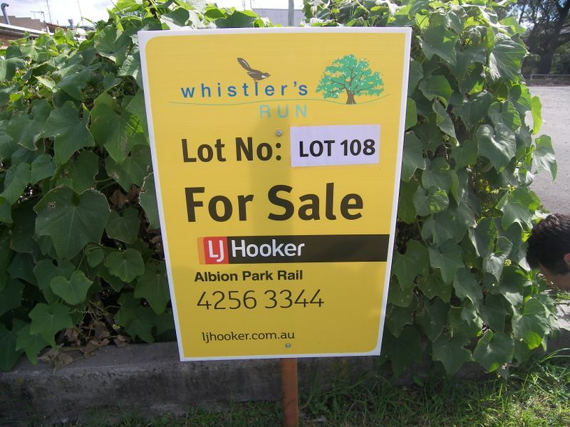 Lot 108 Whistlers Run, Albion Park, NSW 2527