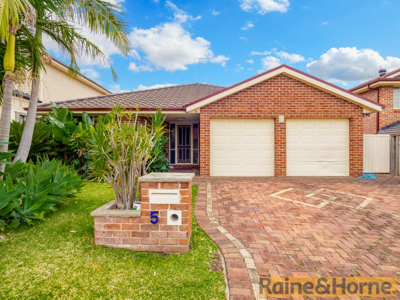 5 Broadleaf Crescent, Beaumont Hills, NSW 2155