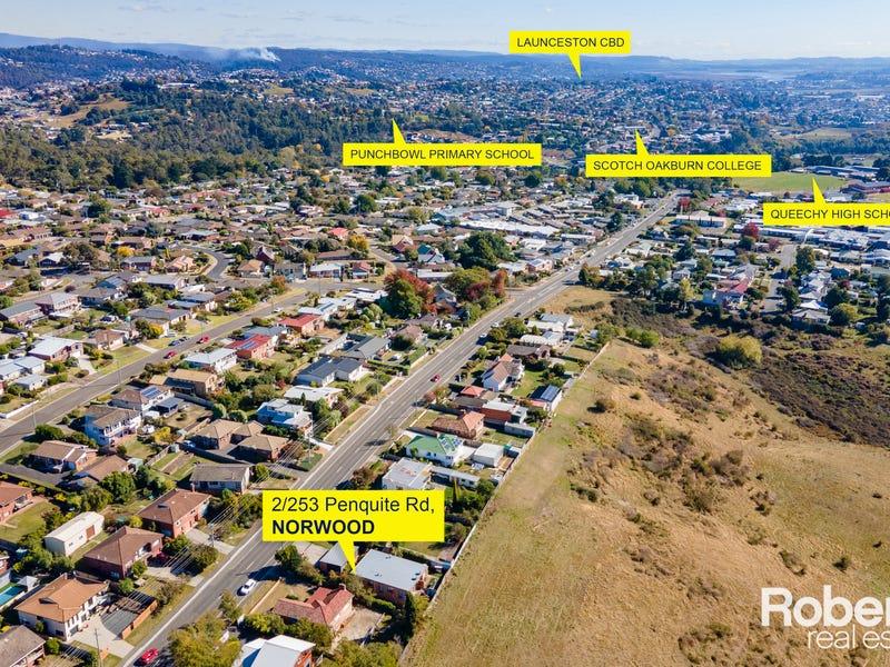 2/253 Penquite Road, Norwood, Tas 7250