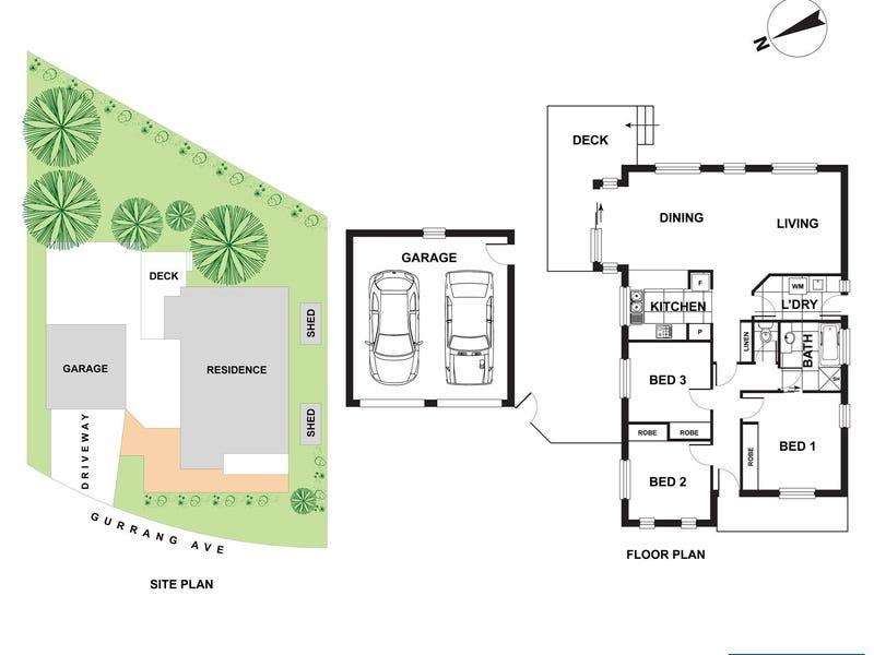 87 Gurrang Avenue, Ngunnawal, ACT 2913 - floorplan