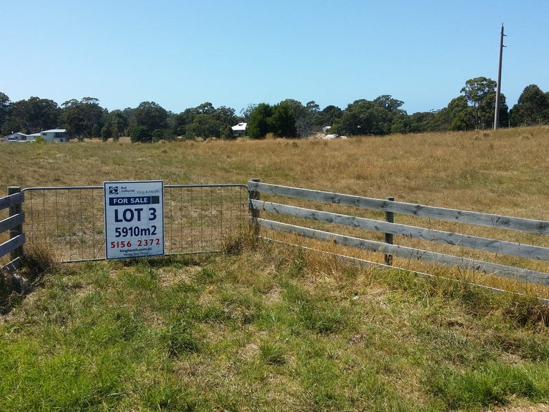 Lot 3, 365 Rosherville Road, Metung, Vic 3904