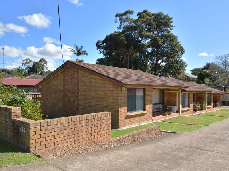 3/199 George Street, East Maitland, NSW 2323