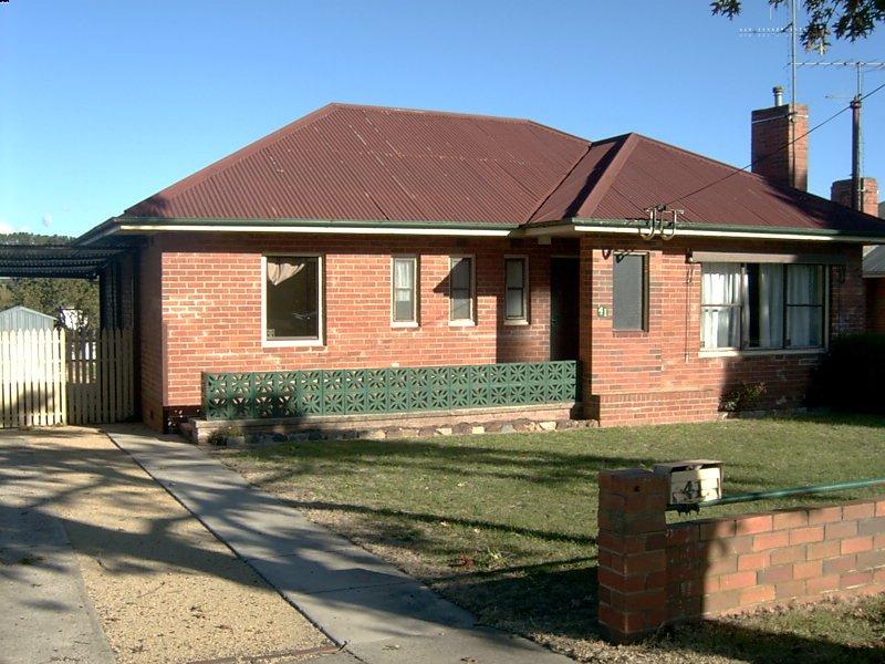 41 HUME STREET, Goulburn, NSW 2580